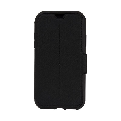 iPhone X Case OtterBox Strada Series  Case Black