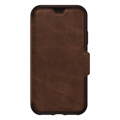 iPhone X Case OtterBox Strada Series  Case Brown