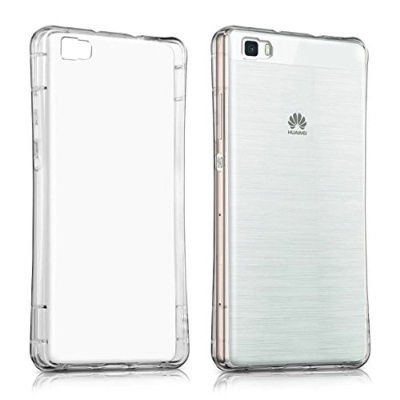 Huawei P8 Lite Jelly Clear Case