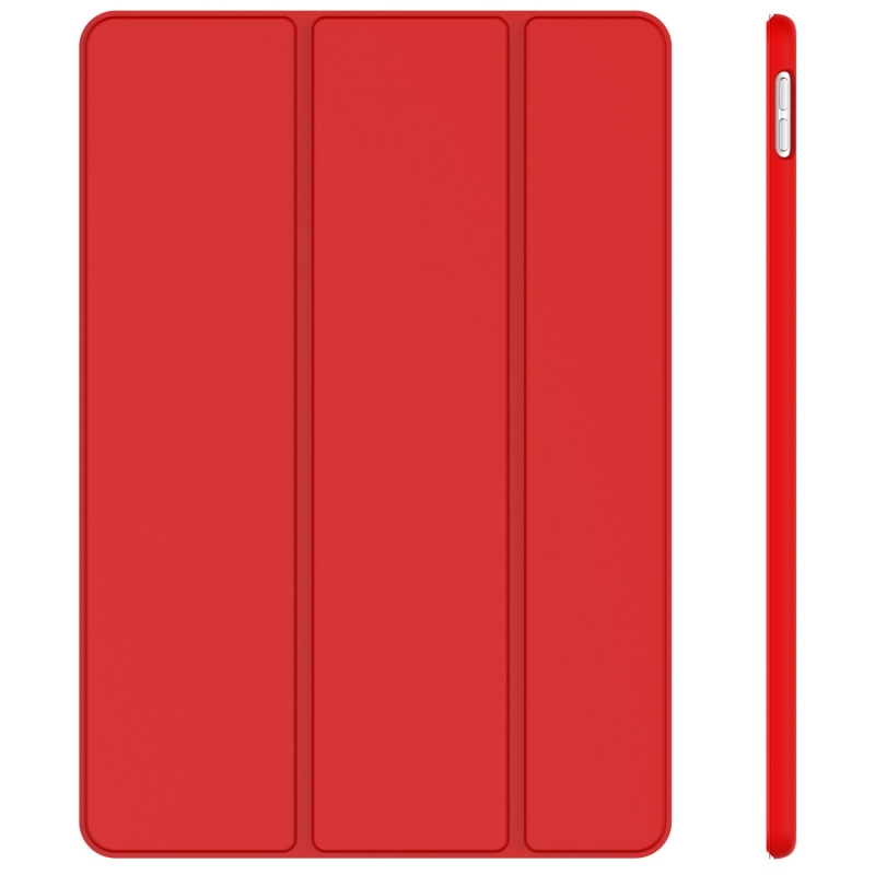 iPad 10.2 Inch 2019 Smart Case Cover |Red