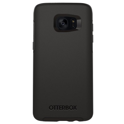 Samsung S7 Edge OtterBox Symmetry Series  Case Black