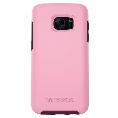 Samsung S7 OtterBox Symmetry Series  Case Pink