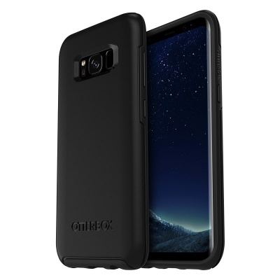 Samsung S8 OtterBox Symmetry Series  Case Black