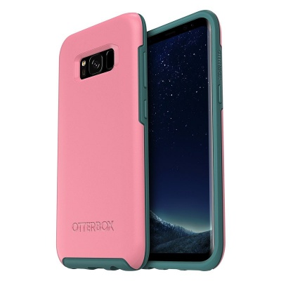 Samsung S8 Plus OtterBox Symmetry Series  Case Pink