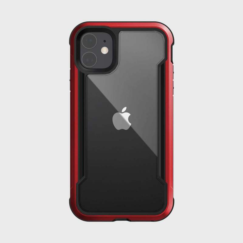 iPhone 11 X-Doria Defense Shield |Red