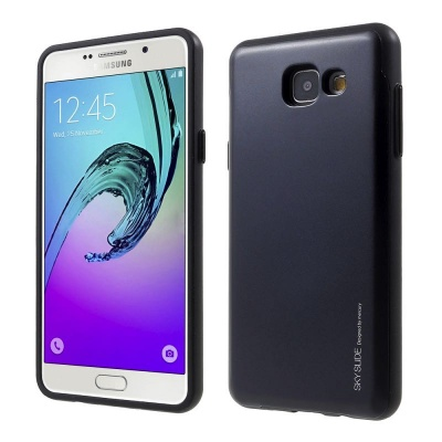 Samsung Galaxy A3(2016) Sky Slide Bumper Case Black