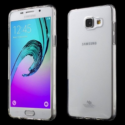 Samsung Galaxy A5(2016)  Jelly Clear Case