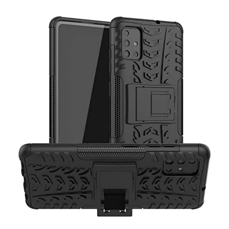 ​Samsung Galaxy A32 Tyre Defender Case | Black