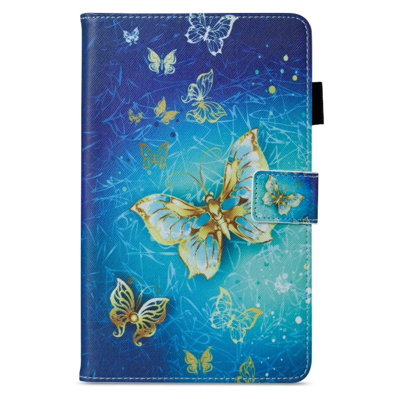 Samsung Galaxy Tab A-8.0 (2019) SM-T290  Folio Light Butterfly
