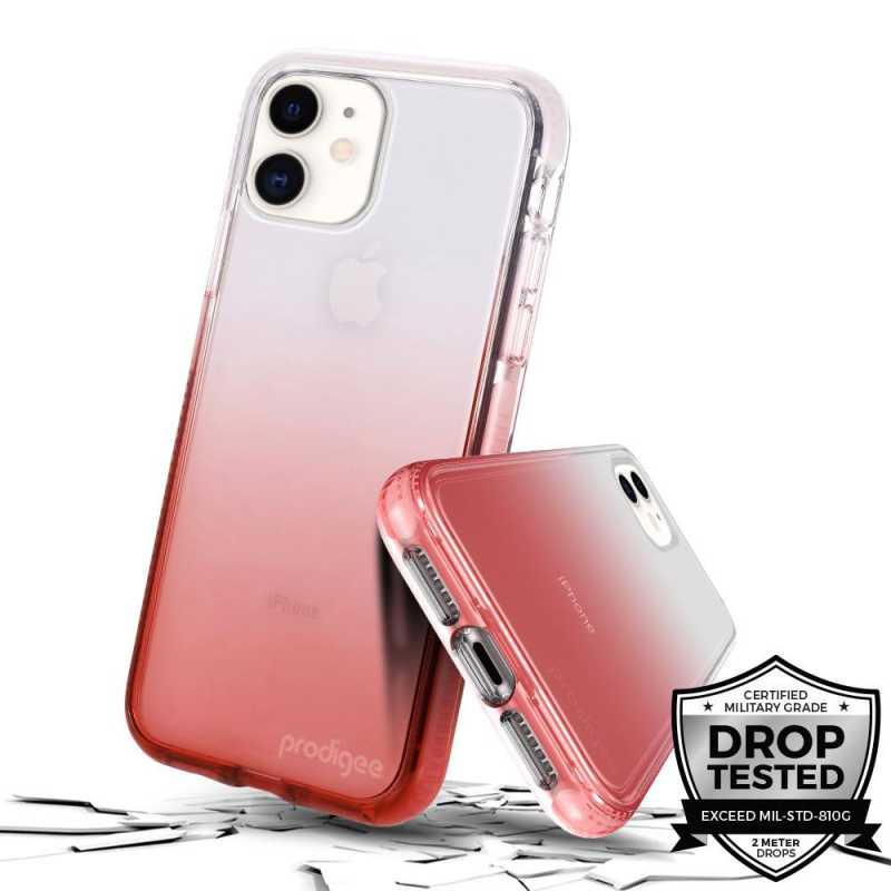 iPhone 11 Prodigee Safetee Flow Series | Blush