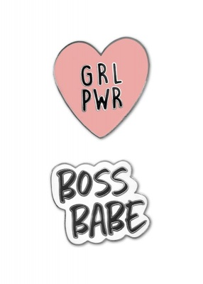 Girl Power Pack Phone Charms | iDecoz