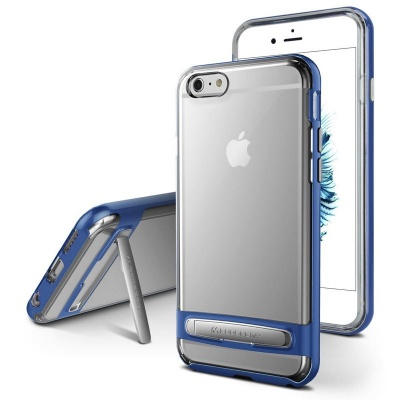 iPhone 6/6s Goospery Dream Bumper Case Coral Blue
