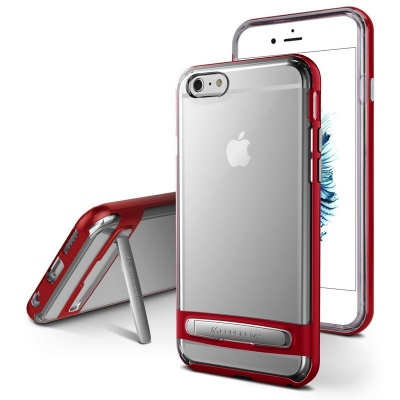iPhone 6/6s Goospery Dream Bumper Case Red