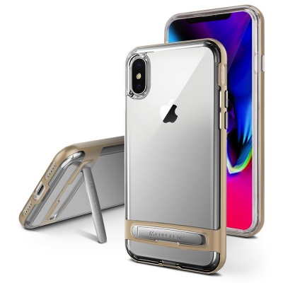 iPhone X Case Goospery Dream Bumper Case Gold