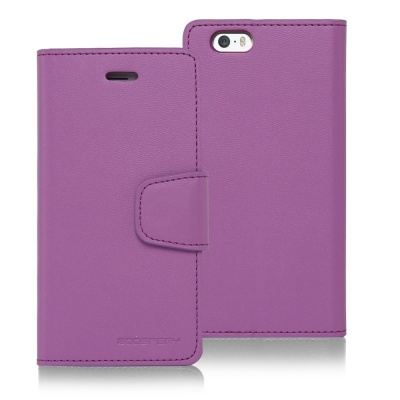 iPhone SE/5S/5  Sonata Wallet Case  Purple