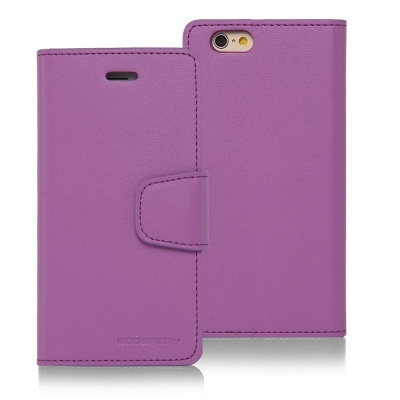iPhone 6/6s Plus Sonata Wallet Case  Purple