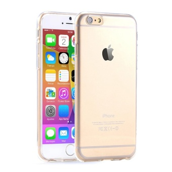 iPhone 6/6s  Jelly Case Clear