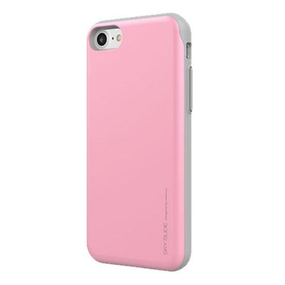 iPhone 6/6s  Sky Slide Bumper Case Baby Pink