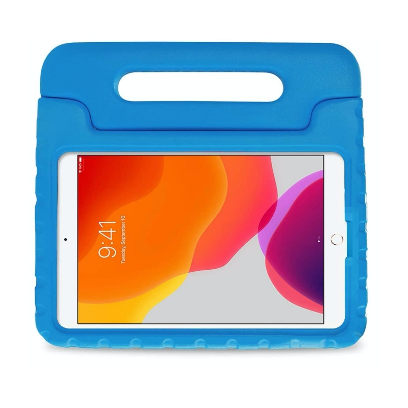 iPad 10.2 Inch 2019 Case for kids Shockproof Cover with Handle |Blue