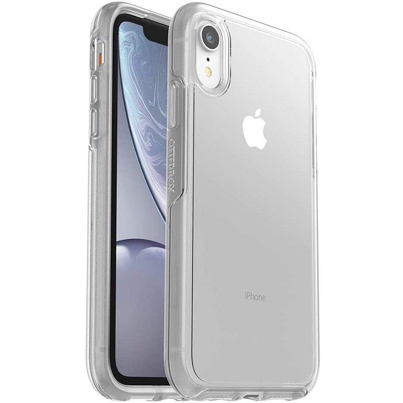 iPhone XR  OtterBox Symmetry Series  Case Clear
