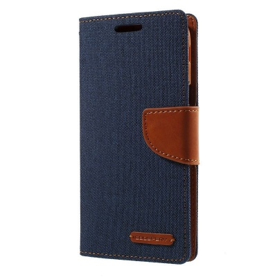 Samsung Galaxy J5(2017)  Canvas Wallet Case  Denim