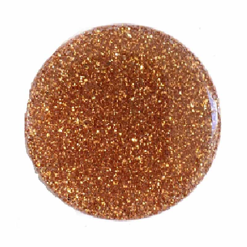 Glitter Rosegold Pop Socket
