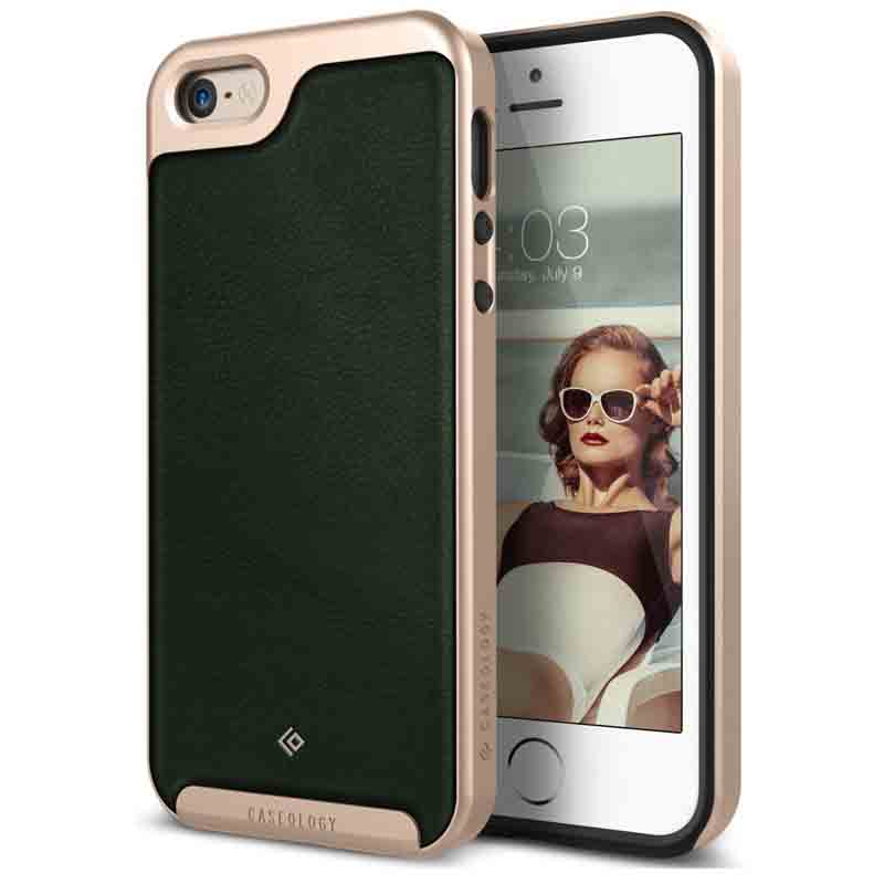 mobiletech_iphone-se-5s-5-caseology-envoy-LeatherGreen