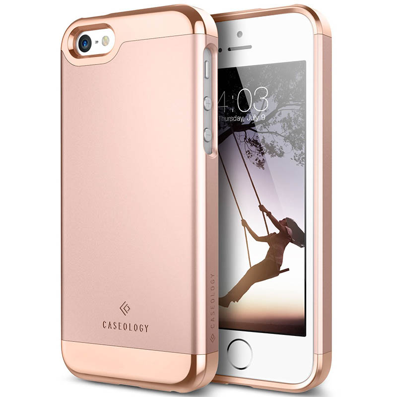 mobiletech-iphone-5-5s-se-Caseology-savoy-RoseGold