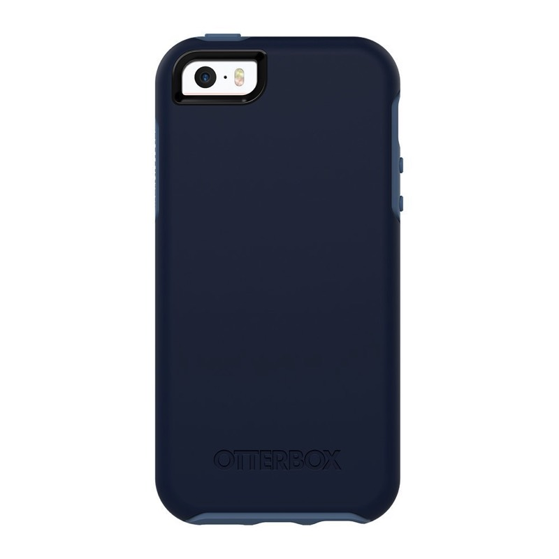 iPhone SE 5S 5 OtterBox Symmetry Series Case Blue 0ef91dbb9f3e