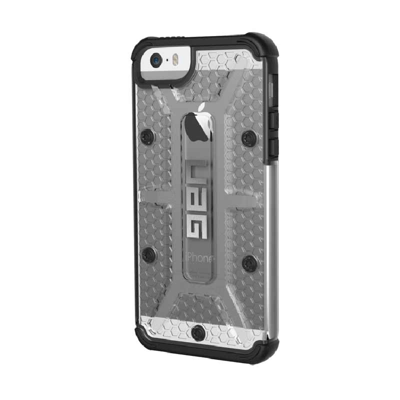 new products 4ee09 f2de5 iPhone SE/5S/5 UAG Plasma Series Case Clear
