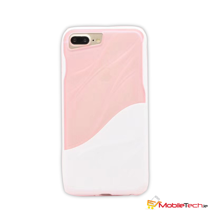 MobileTech-iPhone7-water-ripple-Case-Pink