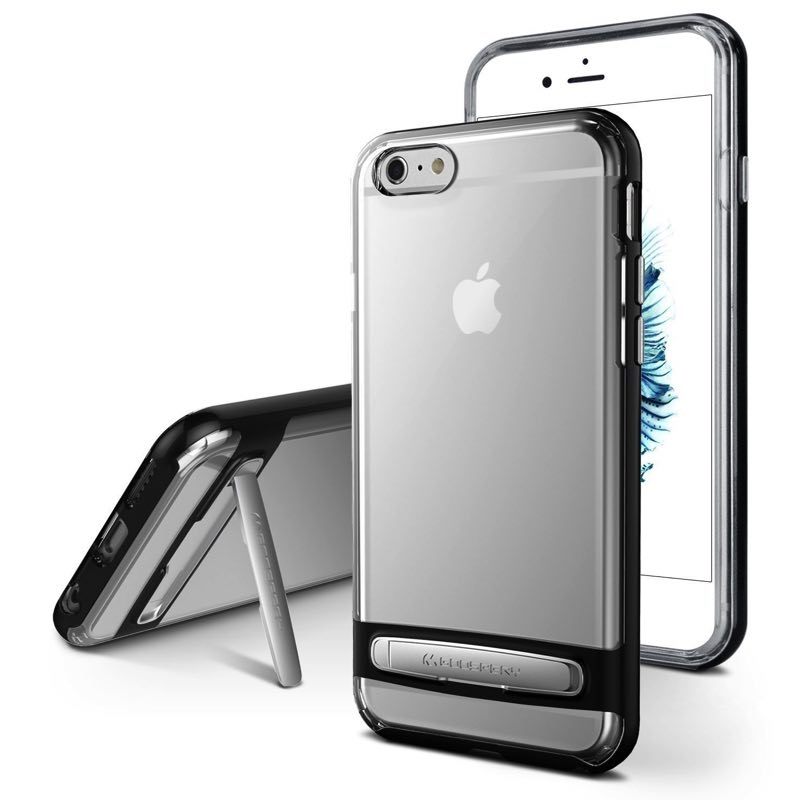 huge selection of 45c7c 9f208 iPhone 6/6s Goospery Dream Bumper Case Black