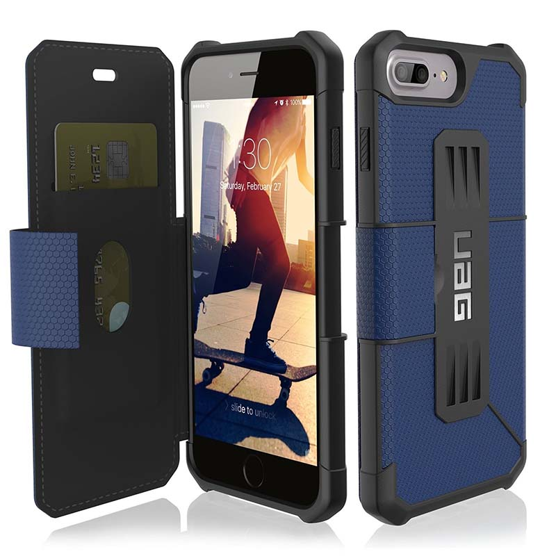 purchase cheap f7cae 224dd iPhone 6s/6 Plus UAG Metropolis Feather-Light Case Cobalt