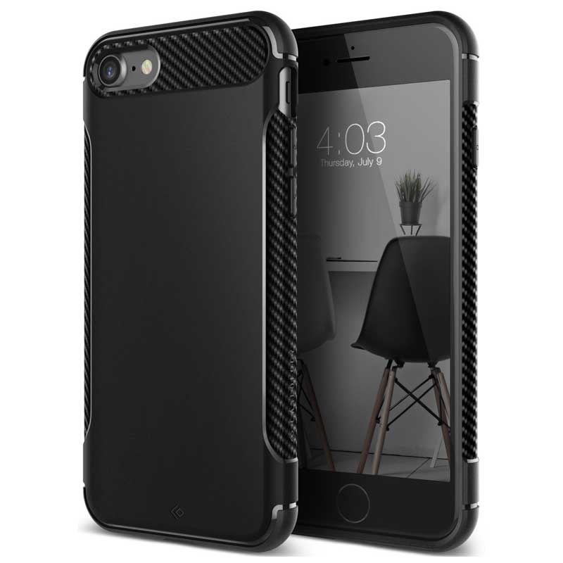 mobiletech-iphone-8-vault-series-case-black