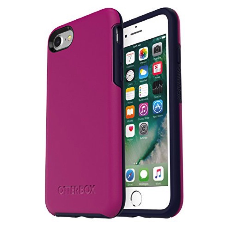 more photos 73cab 18789 iPhone 7 / iPhone 8 Case OtterBox Symmetry Series- Mixed Berry Jam