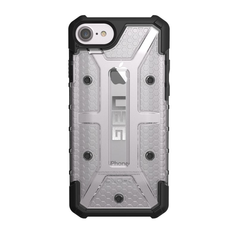 new products dedde 2ac6f iPhone 7 / iPhone 8 Case UAG Series Case Plasma Clear