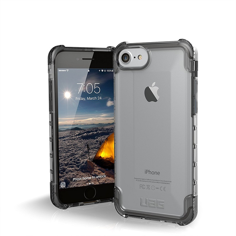newest collection 51635 09b11 iPhone 6s/6 UAG Plyo Series Case Ice/Ash