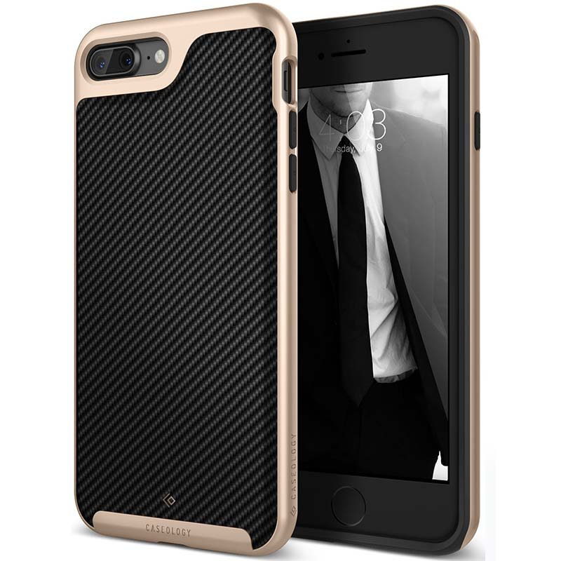 mobiletech_iphone-7-8-plus-caseology-envoy-Carbon-Fiber-Black