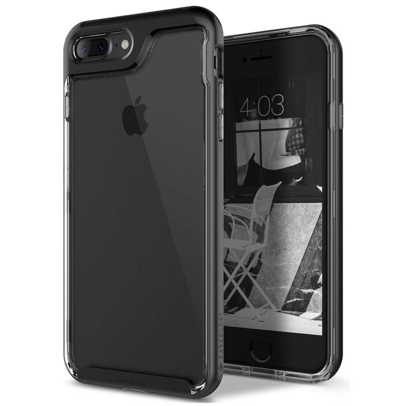 new style f0db6 027f2 iPhone 7/8 Plus Caseology Skyfall Series Case - Matte Black