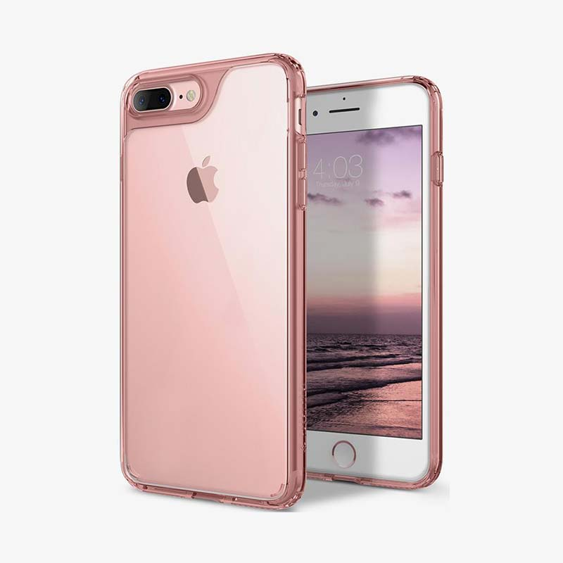 premium selection 5e944 a9950 iPhone 7/8 Plus Waterfall Series Case - Rose Gold