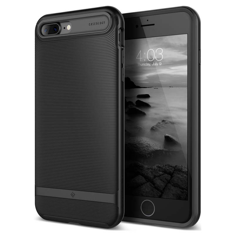 mobiletech_iphone-7-8-plus-caseology-wavelength-Matte-Black