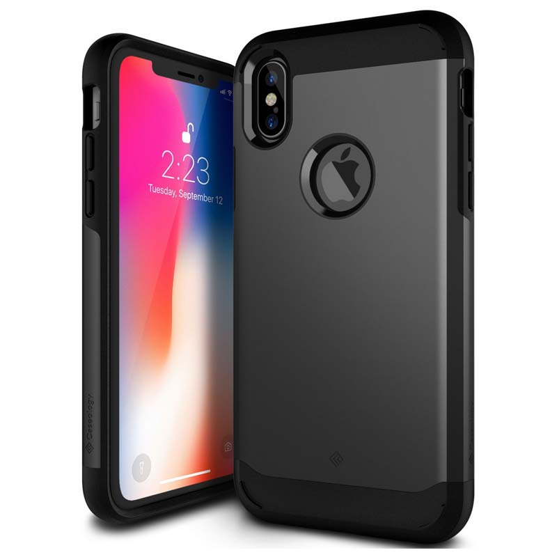 sale retailer 2254d 346b0 iPhone X Caseology Legion Series Case - Black
