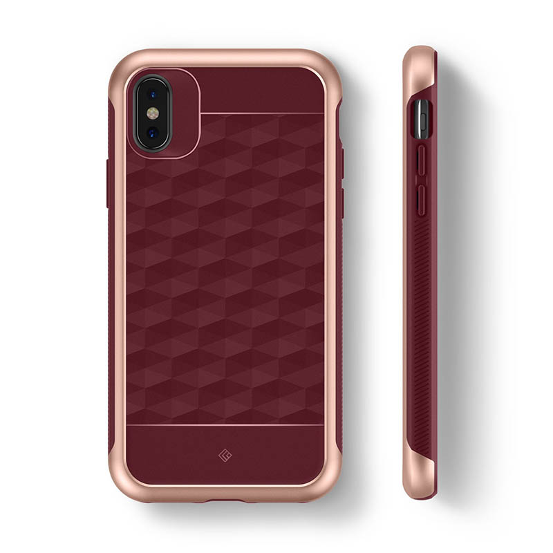 mobiletech-iphone-x-caseology-parallax-series-case-burgundy