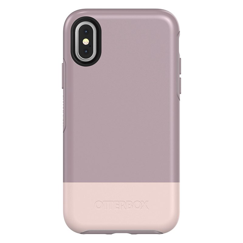 big sale 06814 73fc5 iPhone X Case OtterBox Symmetry Series Case Skinny Dip