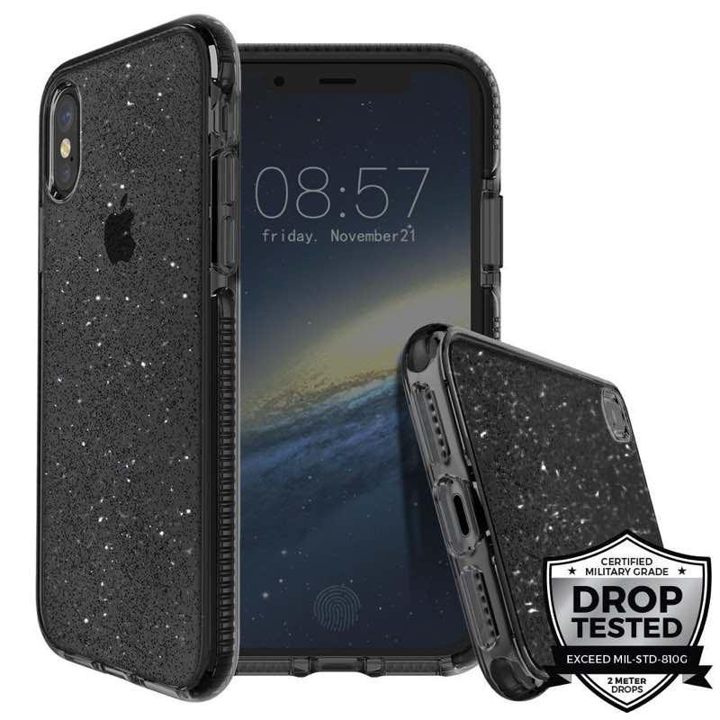 reputable site 33a68 14ff8 iPhone X Case Prodigee Super Star Smoke