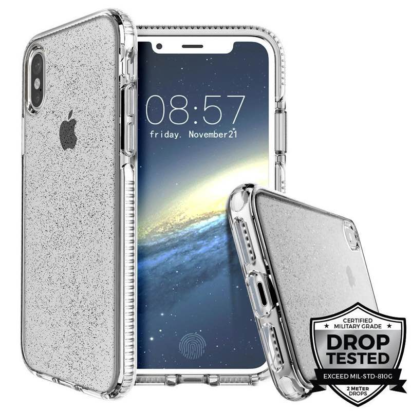 new product c99c0 ad5a1 iPhone X Case Prodigee Super Star White