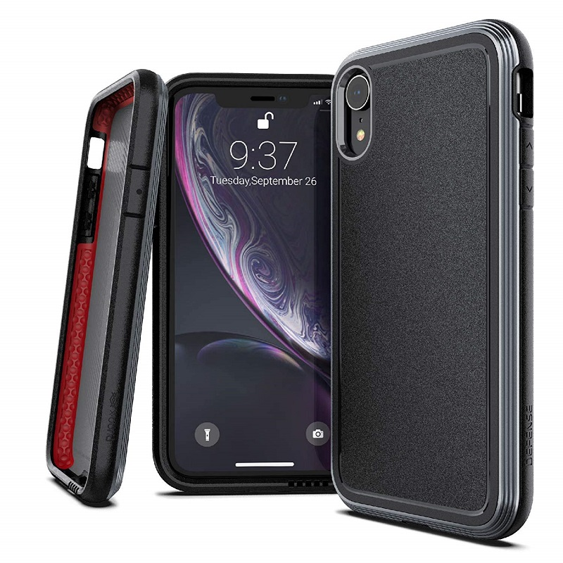 mobiletech-iphone-xr-case-x-doria-defense-ultra-series-black