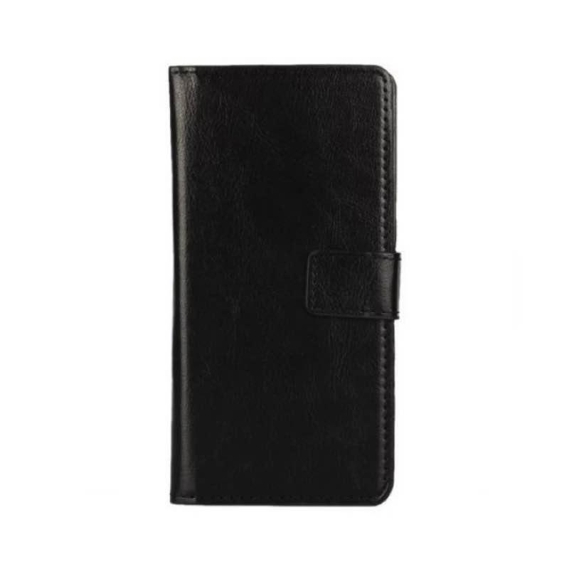 buy online d63b5 21345 Vodafone Smart Platinum 7 PU Leather Wallet Case Black