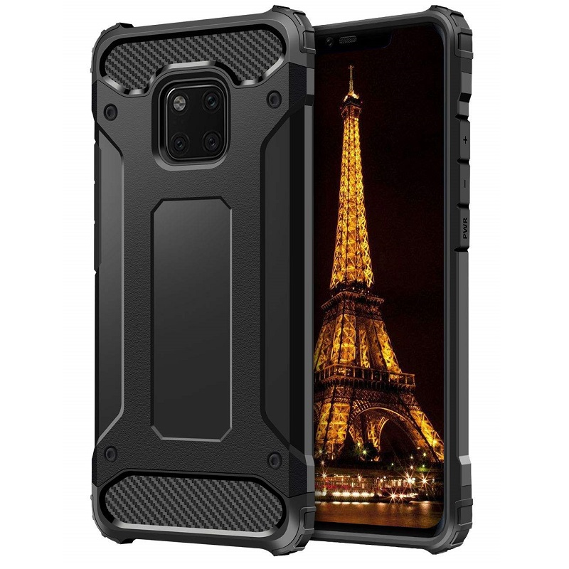 mobiletech-huawei-mate-20-pro-shockproof-cover-black