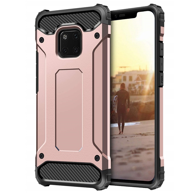 mobiletech-huawei-mate-20-pro-shockproof-cover-rosegold